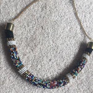 Multicolored Accent Necklace